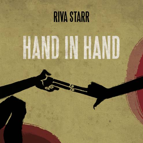 RIVA STARR HAND IN HAND